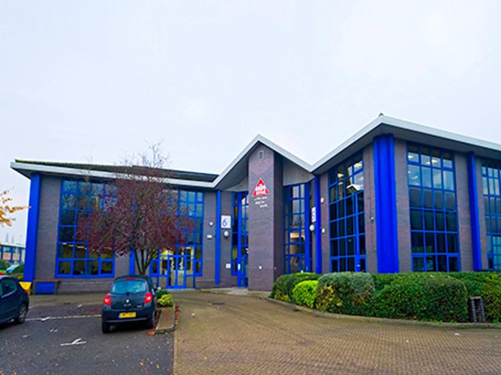 Welwyn Garden City, (Hot office)