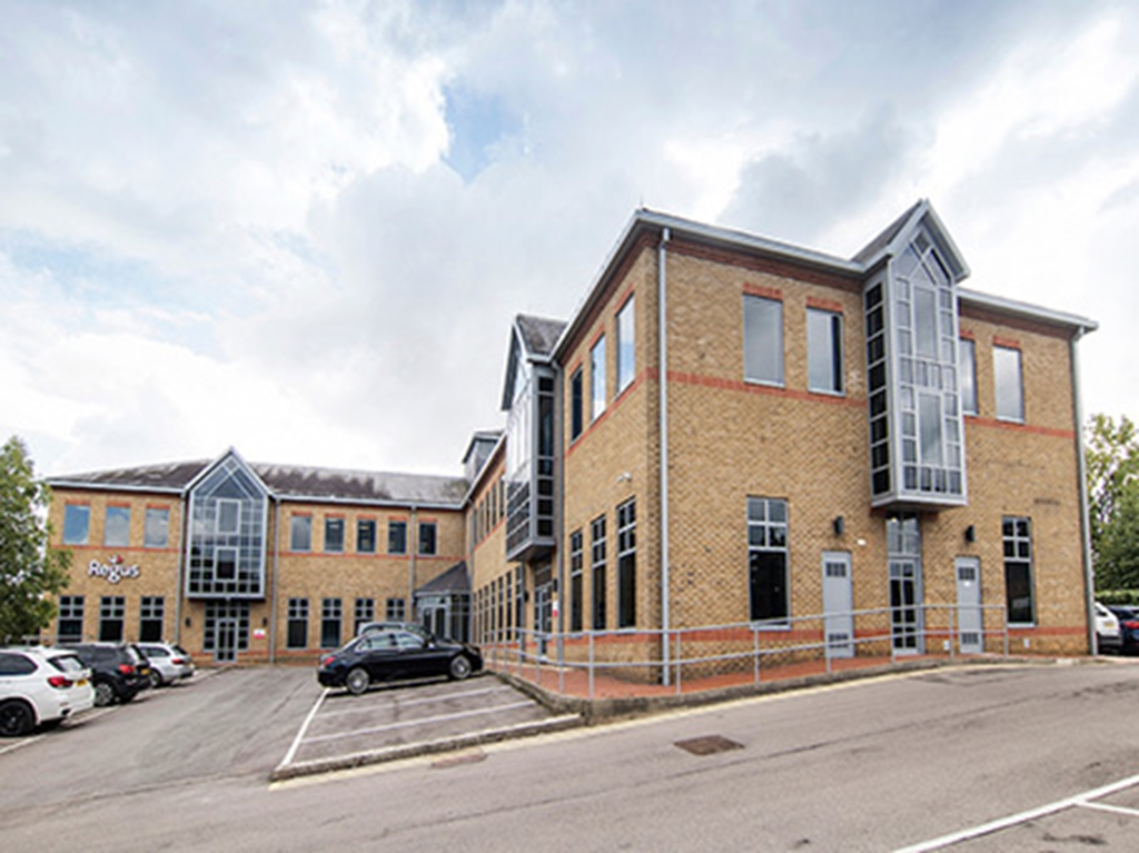 Regus Staines, Rourke House