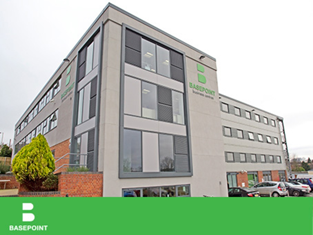 Regus Winchester, Winnal Valley Road