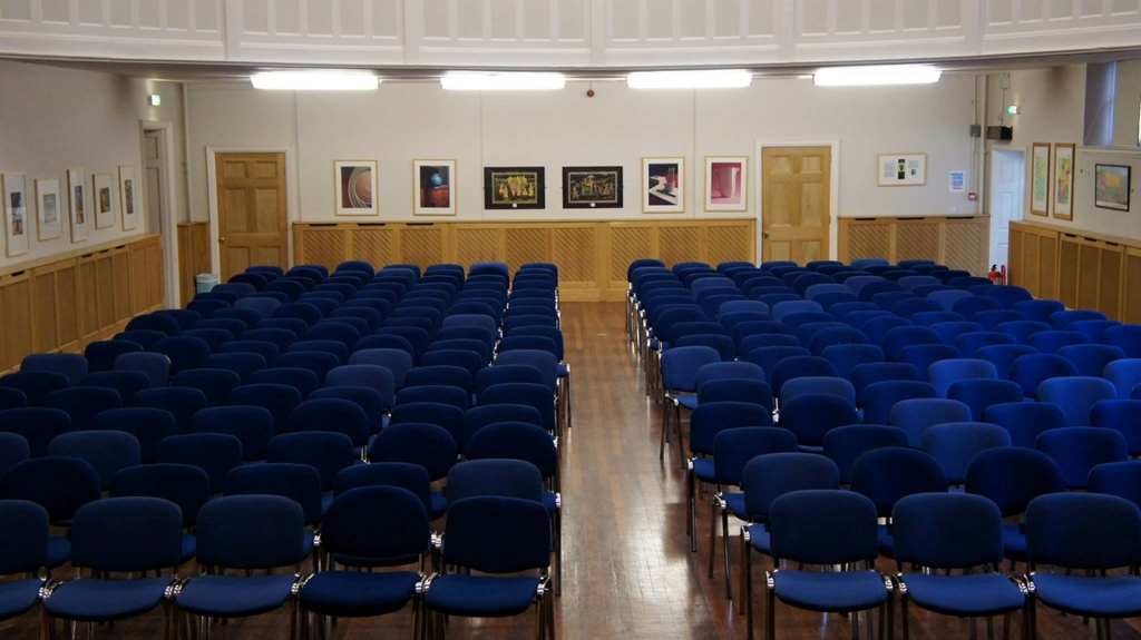 The Large - assembly room