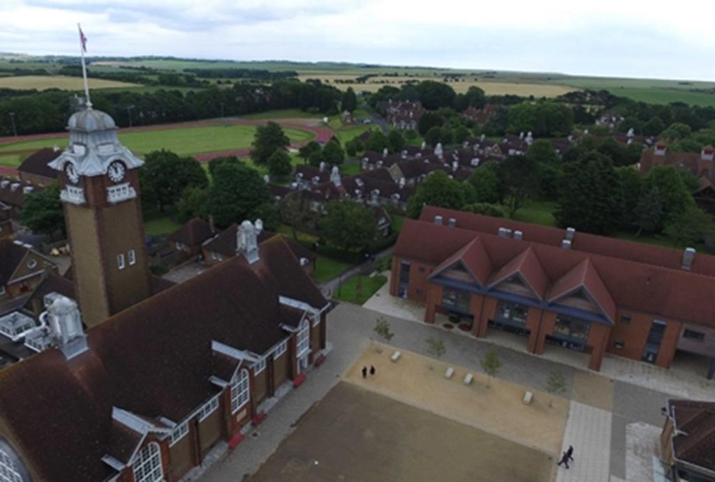 The Duke Of York's Royal Military School