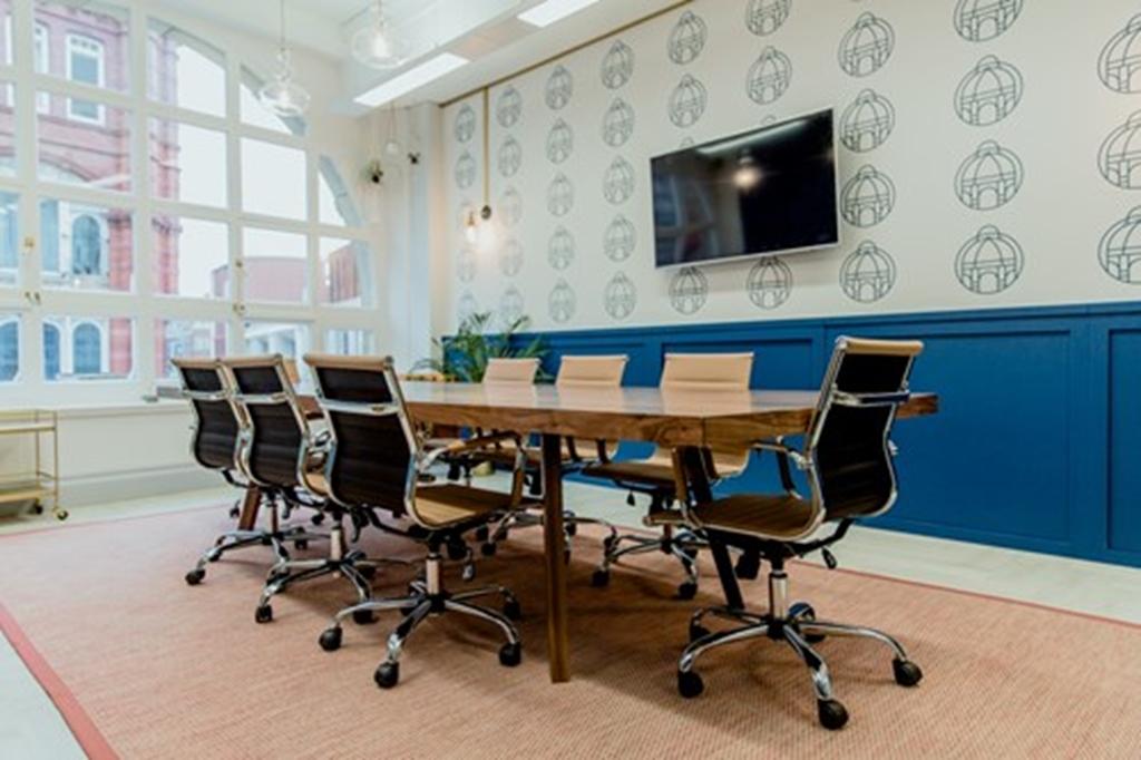 Wizu Workspace – The Leeming Building