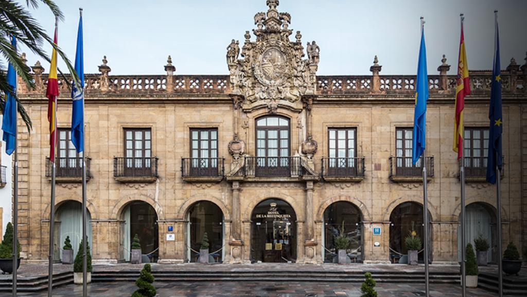 Eurostars de la Reconquista Oviedo