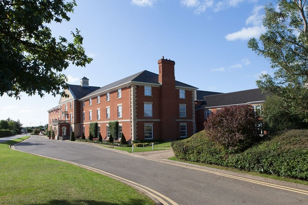Whittlebury Hall Hotel and Spa