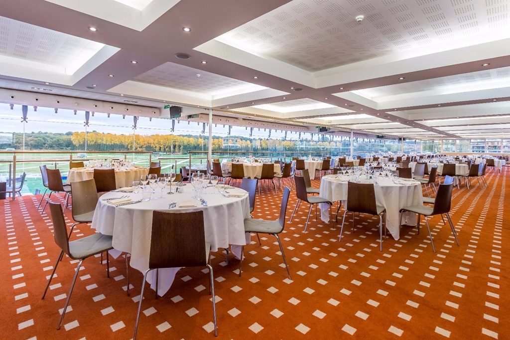 Hampshire Stand - The Hennessy Restaurant