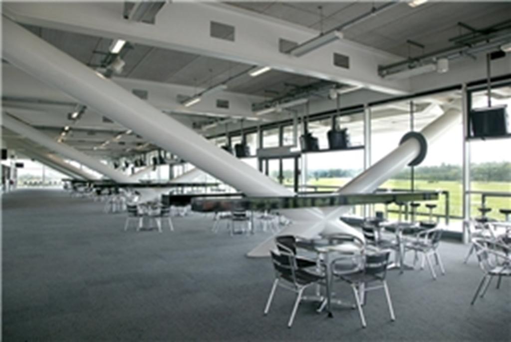 Grandstand 1st floor