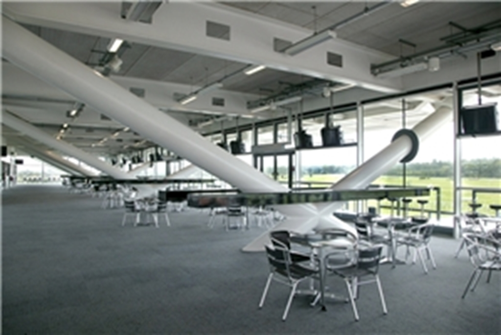 Grandstand 1st Floor Catering Area