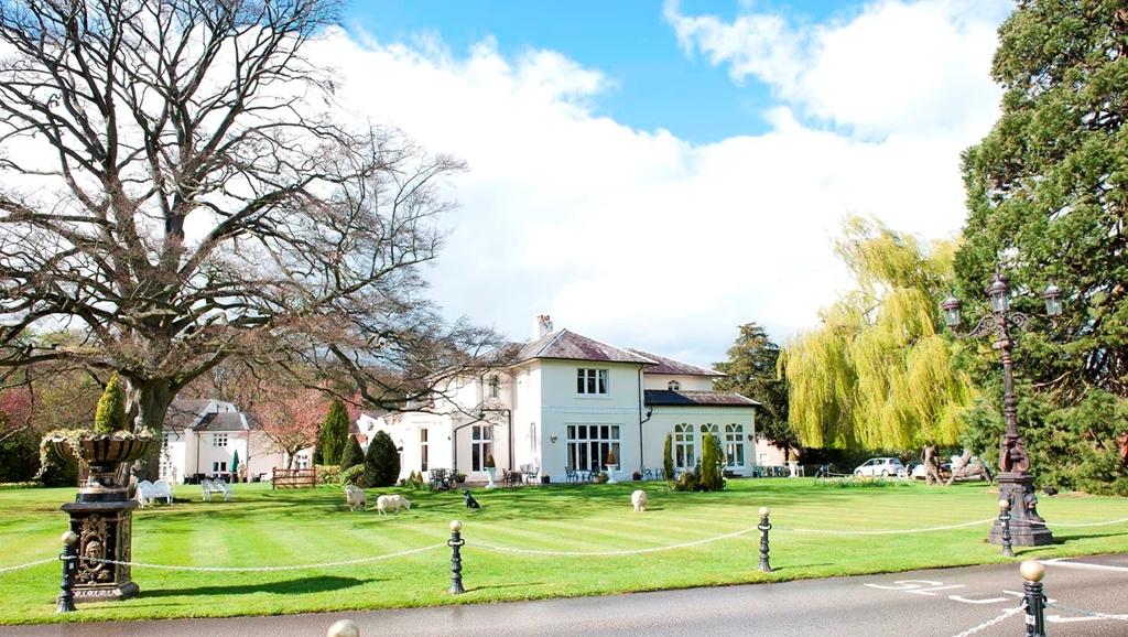 Hallmark Hotel Wrexham Llyndir Hall, near Chester