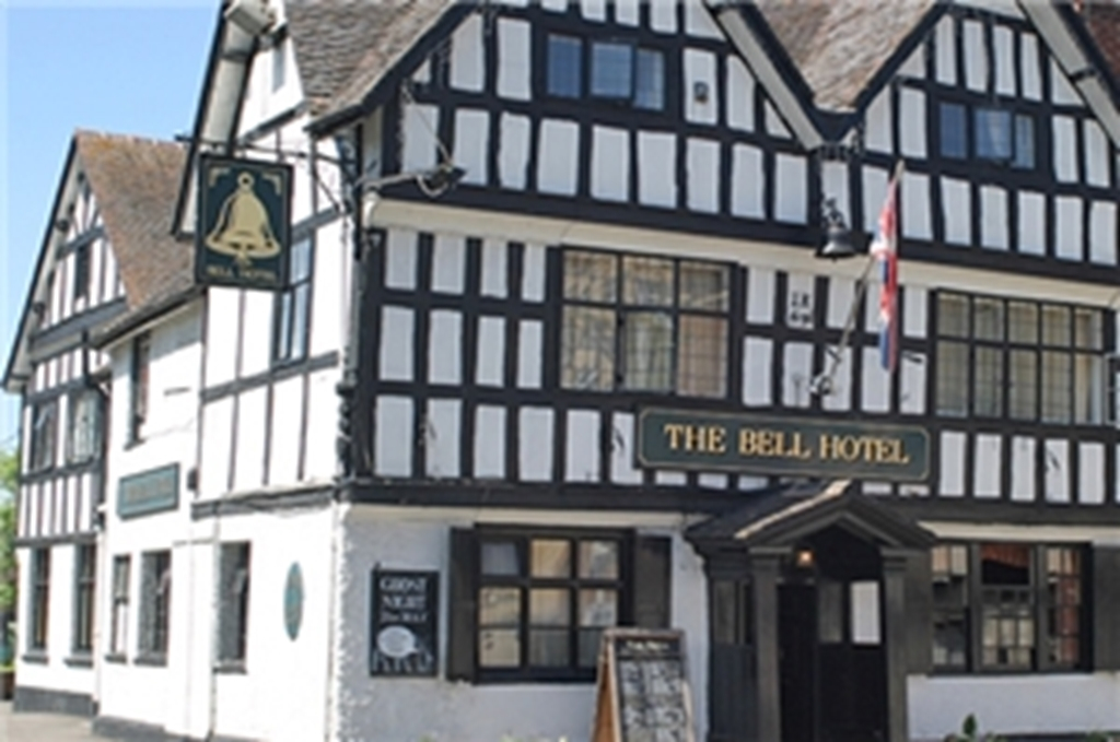 The Bell Hotel - Tewkesbury