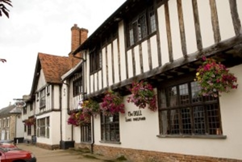 The Bull Hotel - Long Melford