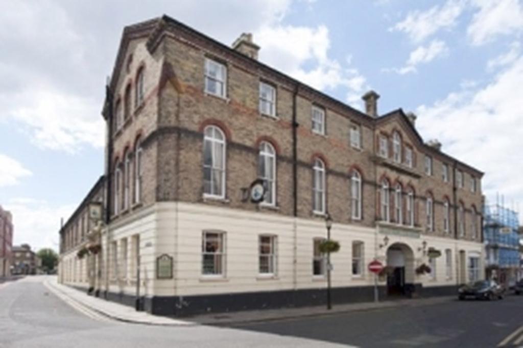 Greeneking Inns George Huntingdon