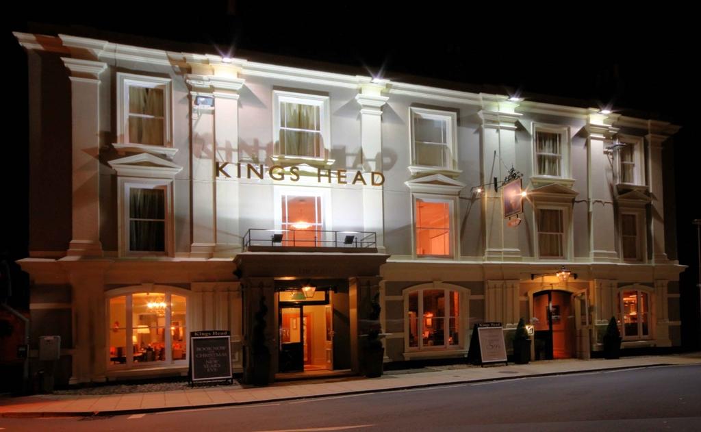 Greene King- Kings Head  (Wimbourne)