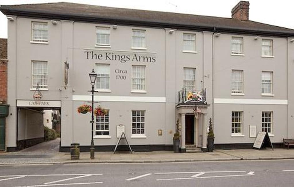 Greene King- Kings Arms (Westerham)