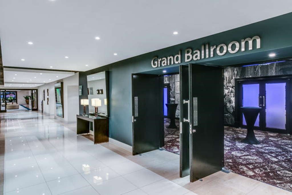 Entrance to Grand Ballroom from Millennium corridor