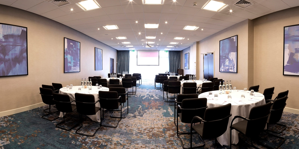 The Blenheim Meeting Room in East Wing Centre