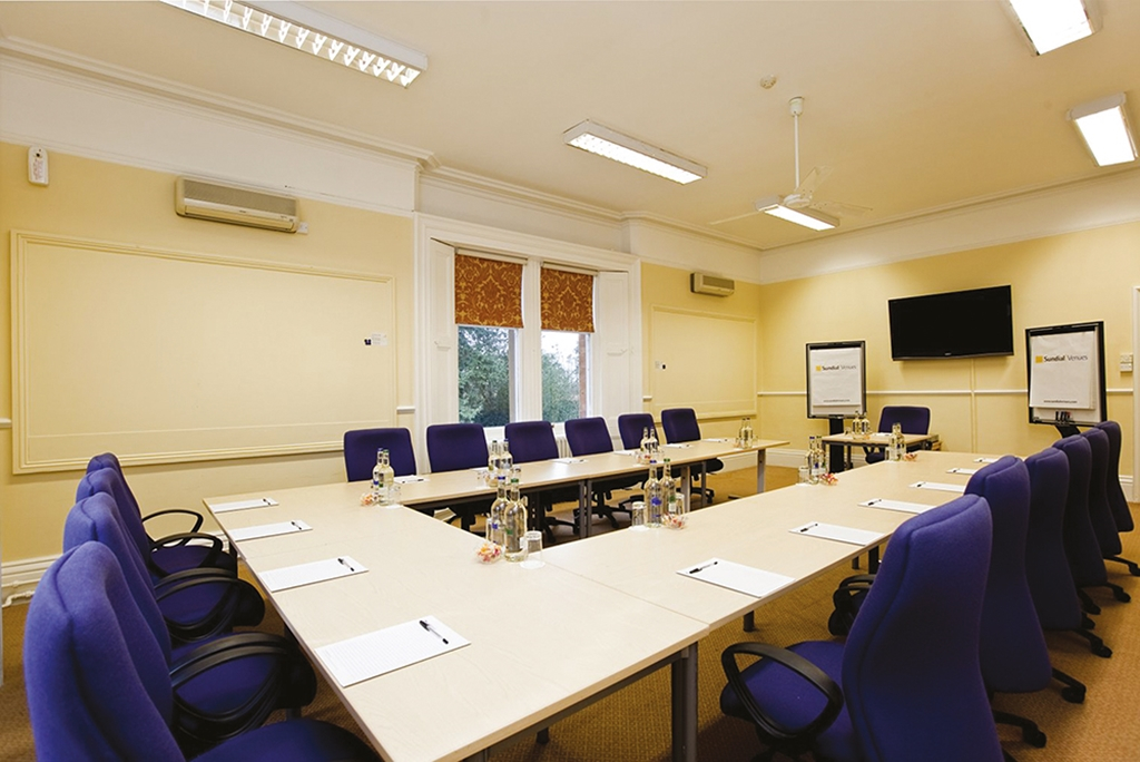 Lucombe Conference Room at Woodside