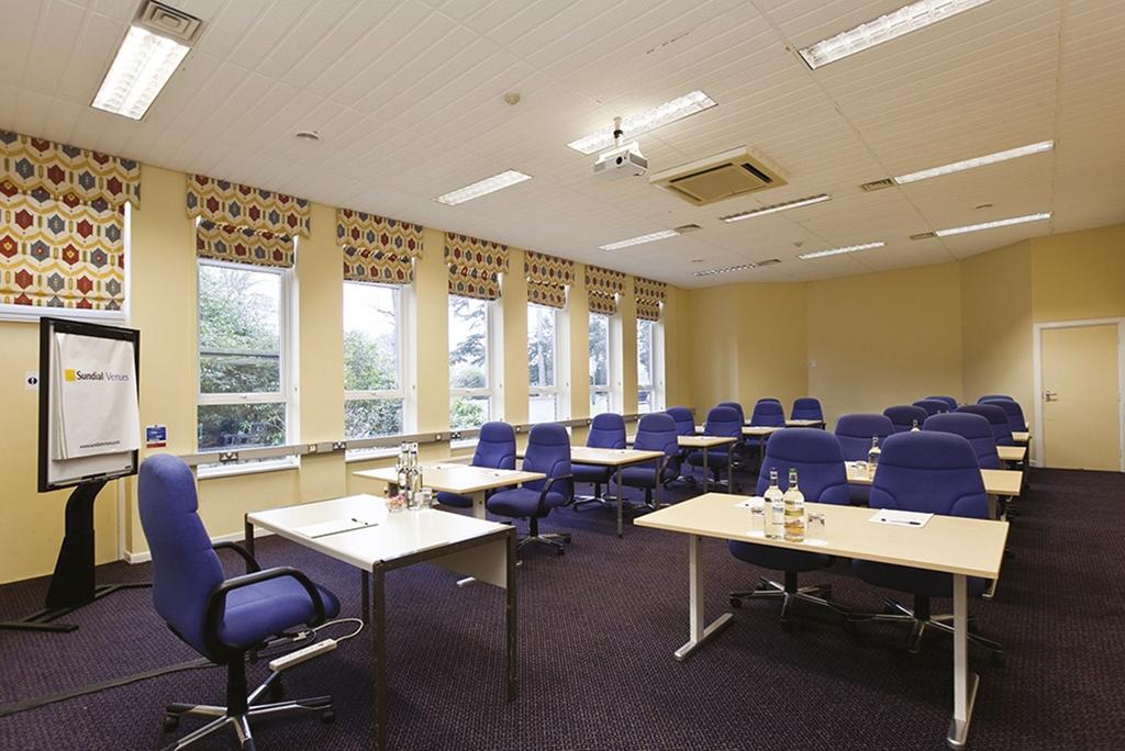 Welingtonia meeting room