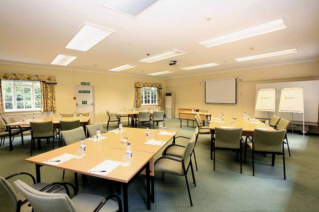 Cedar meeting room