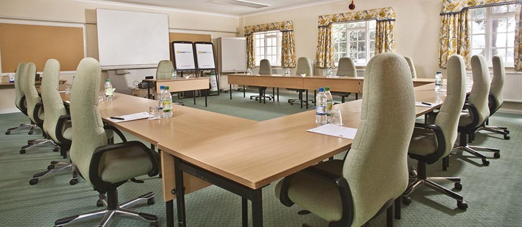 Cedar meeting room