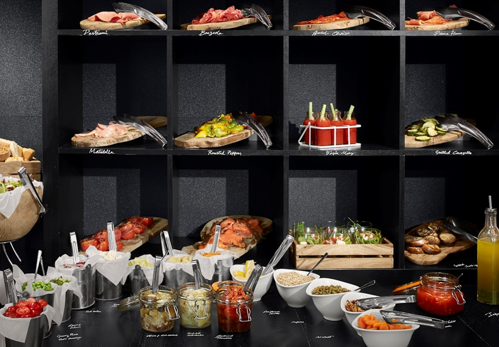 Conference Food Wall