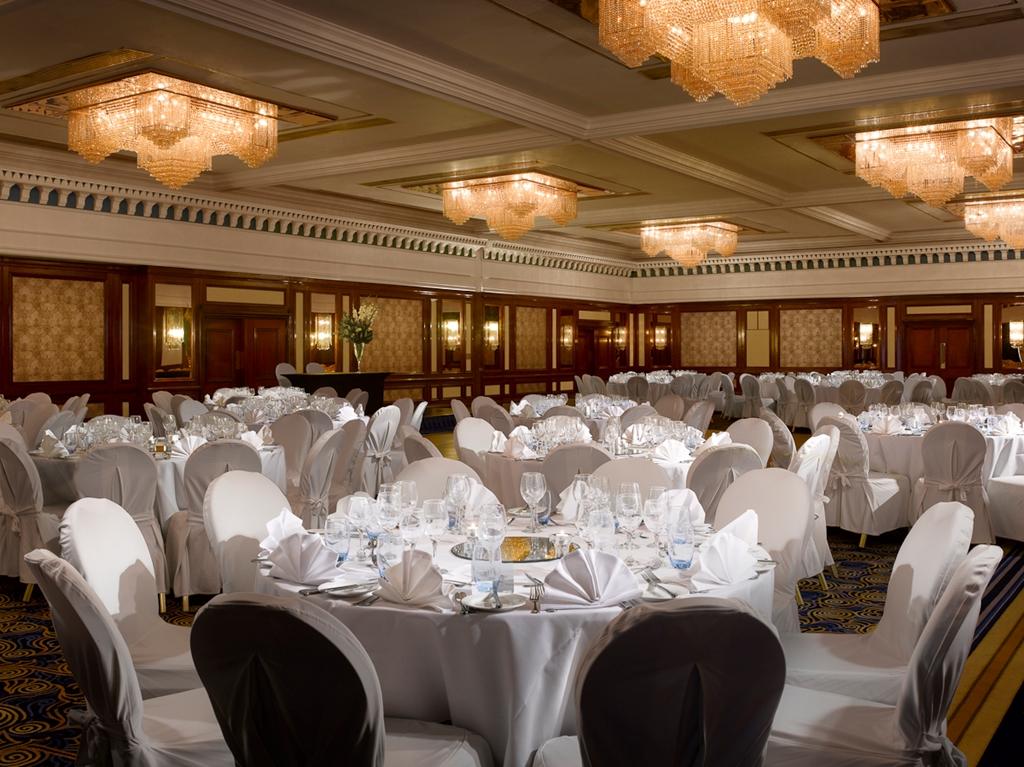 Ballroom banqueting