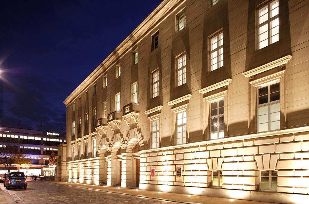 Sheffield City Hall Venuedirectory Com