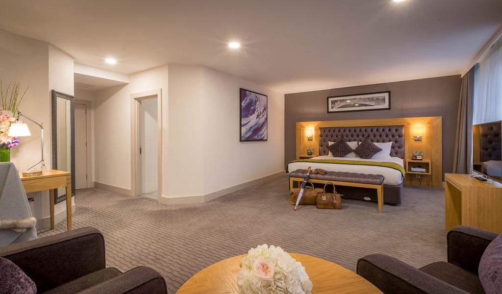 Presedentail Suite Bedroom